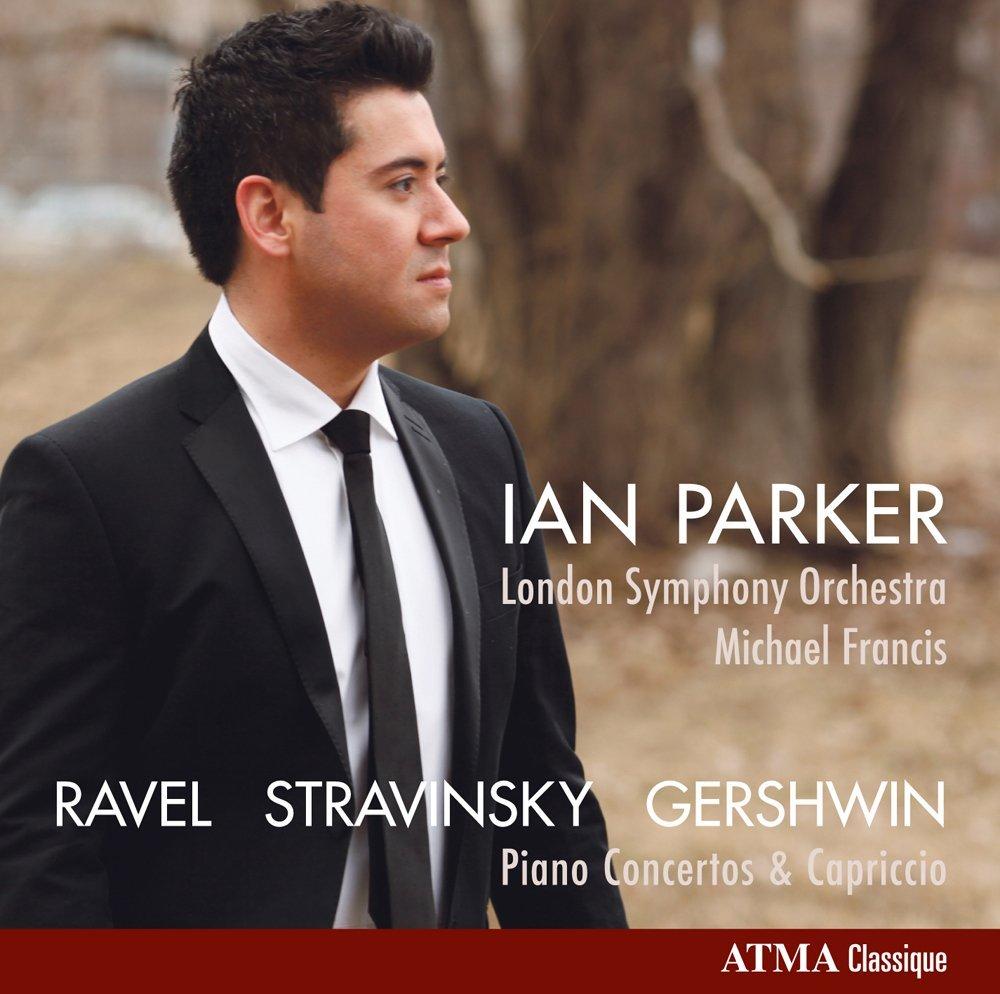 Piano Concerto in G, Stravinsky: Capriccio & Gershwin: Piano Concerto
