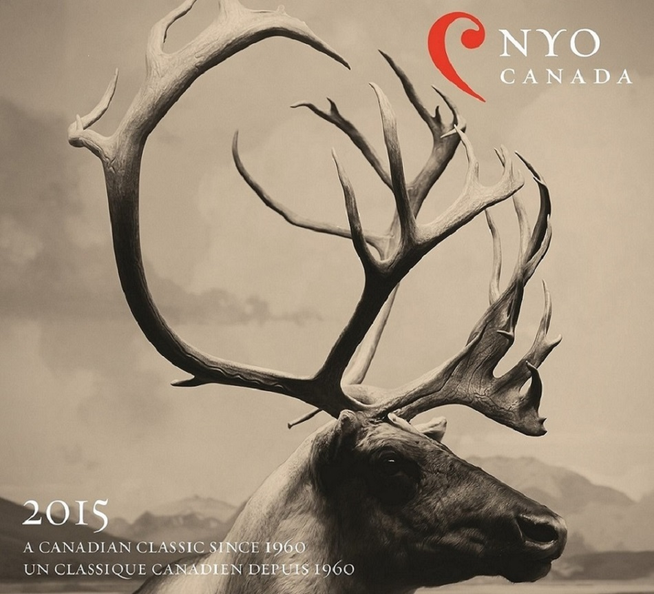 2015 National Youth Orchestra of Canada CD